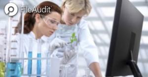 米国の大手バイオテクノロジー企業がFileAuditを使用してファイルアクセスを監視および保護